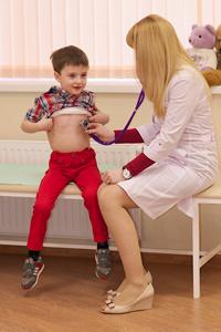 прием педиатра в Екатеринбурге